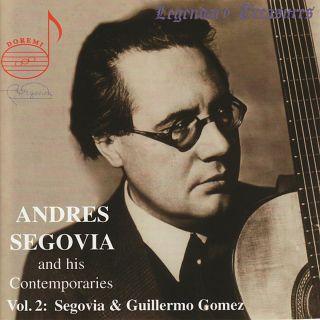 Segovia & Zeitgenossen Vol.2