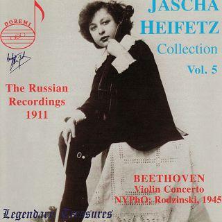 Heifetz Collection Vol.5