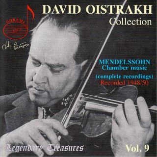 Oistrach Collection Vol.9