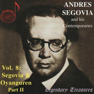 Segovia & Zeitgenossen Vol.8