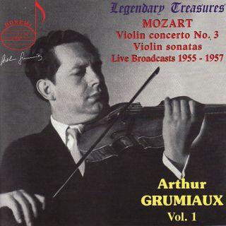 Grumiaux Vol.1