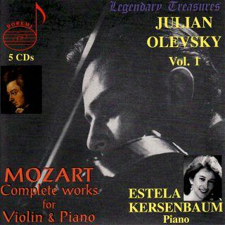Olevsky Vol.1