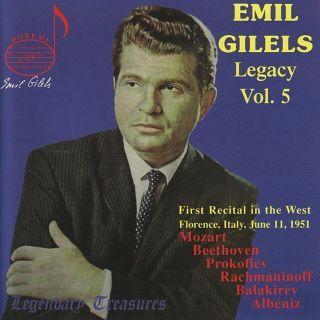 Gilels Legacy Vol.5