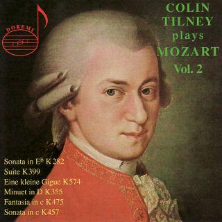 Tilney Spielt Mozart Vol.2