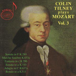 Tilney Spielt Mozart Vol.3
