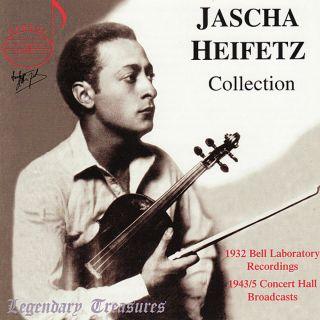 Heifetz Collection Vol.1