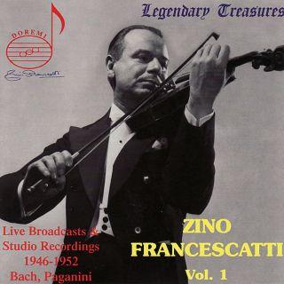 Francescatti Vol.1