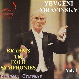 Mravinsky Vol.1/brahms