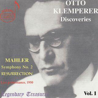Klemperer Vol.1/mahler Sinf.2