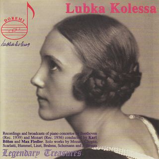 Kolessa Legacy