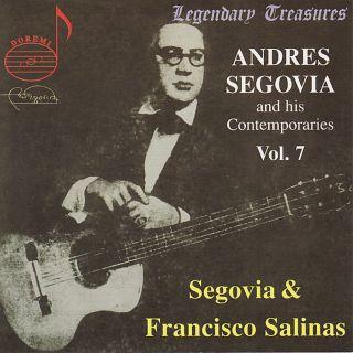 Segovia & Zeitgenossen Vol.7