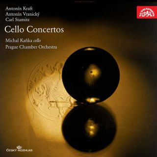 Czech Classical Cello Concertos
