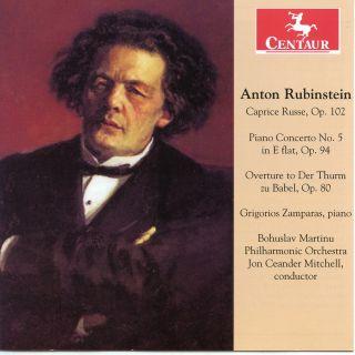 Caprice Russe, Op. 102/piano Concerto No. 5 In E