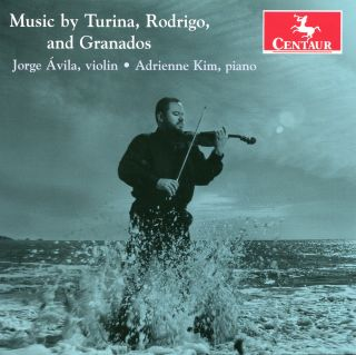 Music By Turina, Rodrigo And Granados