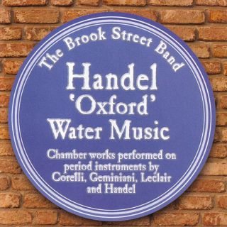 Oxford Water Music etc.