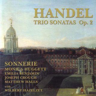 Trio Sonatas Op. 2