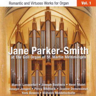 Organ recital at Memmingen