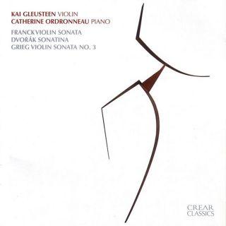 Franck, Dvorak & Grieg