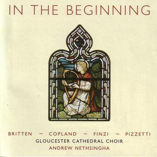 Music by Britten, Finzi, Copland, Pizzetti