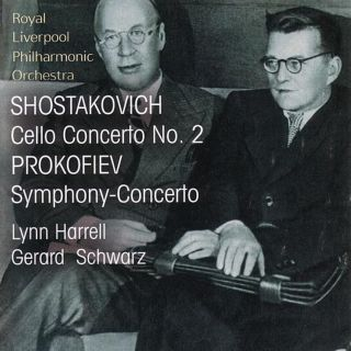 Shostakovich Cello Concerto No.2