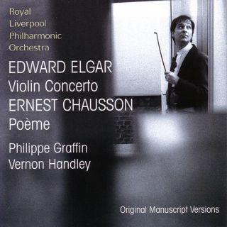 Edward Elgar Violin Concerto