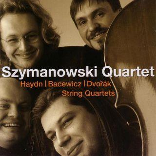 Bacewicz, Haydn, Dvorak