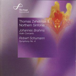 Brahms VC & Schumann 4th