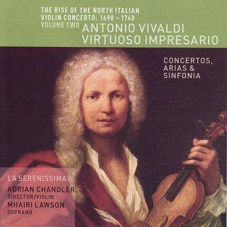 North Italian Violin Concerti Vol 2