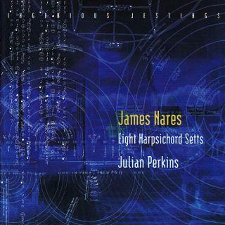 Nares Harpsichord Works