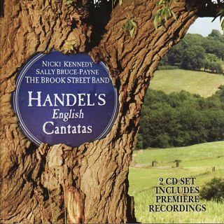 Handel 3 English Cantatas