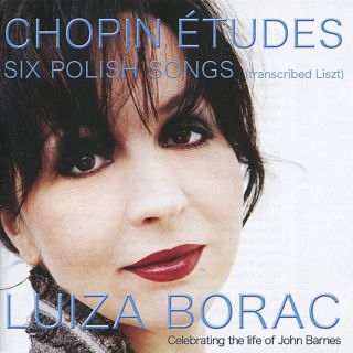 Etudes and Songs (arr Liszt)