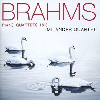 Piano Quartets Nos.1 & 3