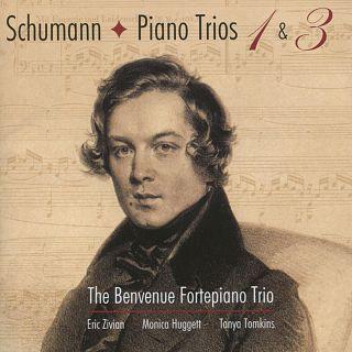 Schumann Piano Trios Vol 1