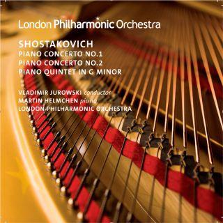 Shostakovich: Piano Concertos Nos. 1 and 2 - Piano Quintet