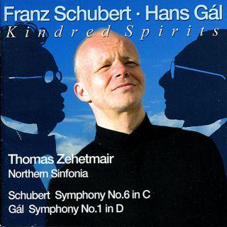Symphony No.6 in C/Symphony No.1 in D