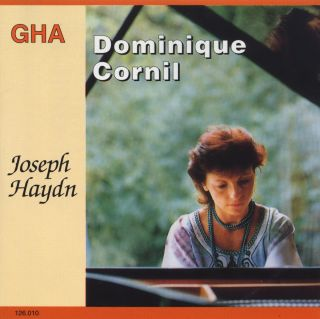 Dominique Cornil plays Joseph HAYDN