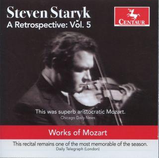 A Retrospective: Volume 5: Wolfgang Amadeus Mozart