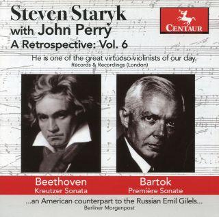 A Retrospective: Volume 6: Beethoven Bartok