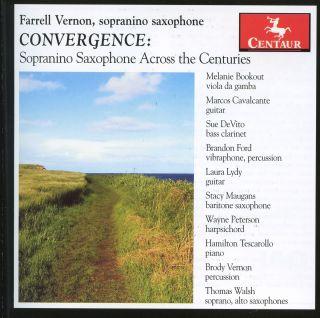 Convergence: Sopranino Saxophone Across The Centur