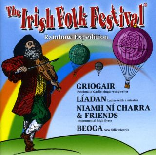 Irish Folk Festival - Rainbow Expedition