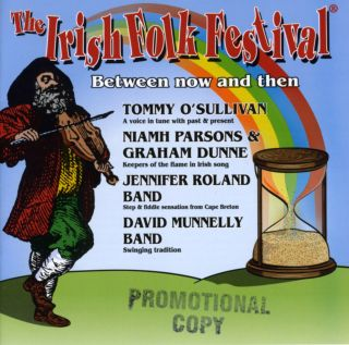 Irish Folk Festival-between Now And