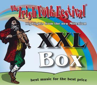 Irish Folk Festival Xxl Box