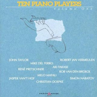 Ten Piano Players Vol 1&2   Katalog