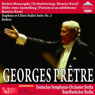 Ravel - Mussorgsky: Pictures at an exhibition / Bolero