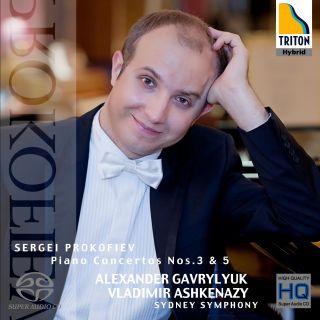 Sergei Prokofiev, Piano Concertos Nos. 3 & 5