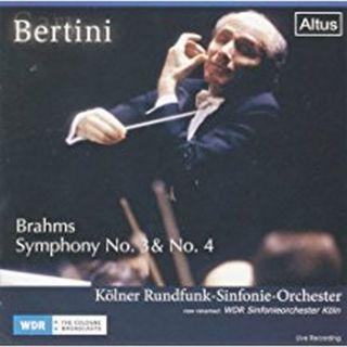 Symphony No.3 & 4