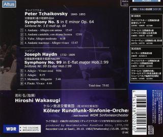 Symphony No.5/Symphony No.99
