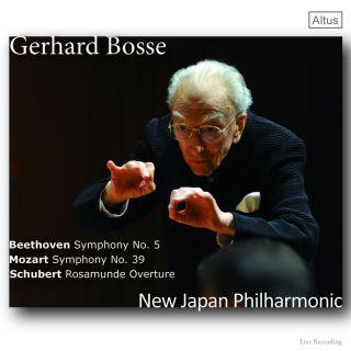 Symphony No.5 / Symphony No.39 / Rosamunde Overture