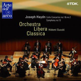 Cello Concertos 1 & 2/Symphony 13