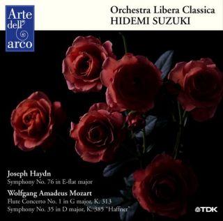 Symphony 76/Flute Concerto